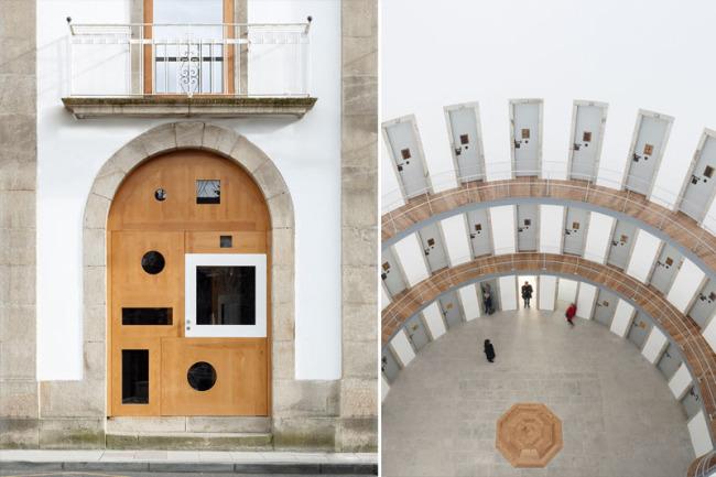 Creus e Carrasco: Centro Cultural Vello Cárcere