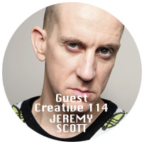 Guest Creative Jeremy Scott