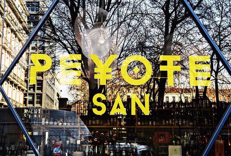 Peyote San: escaparate japo-mexicano en Madrid