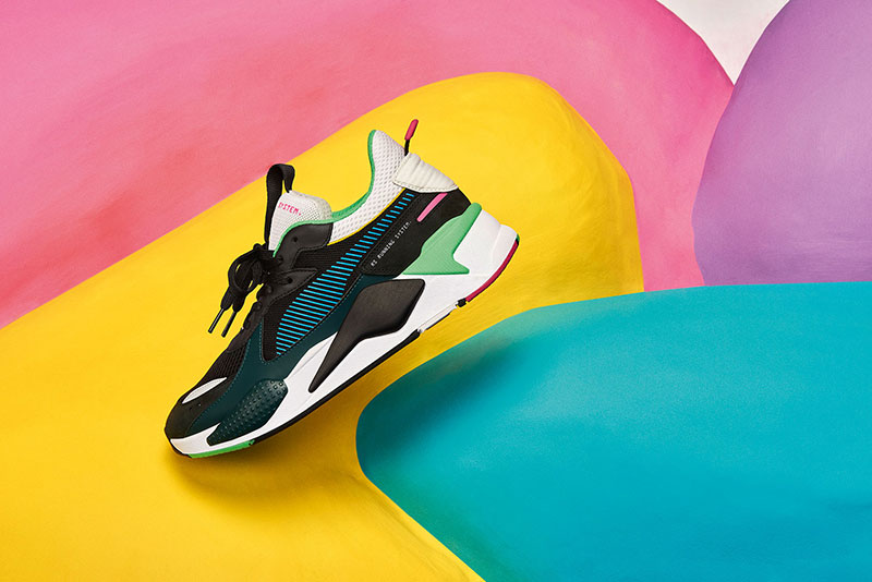 Nuevas Zapatillas RS-X Toys de Puma