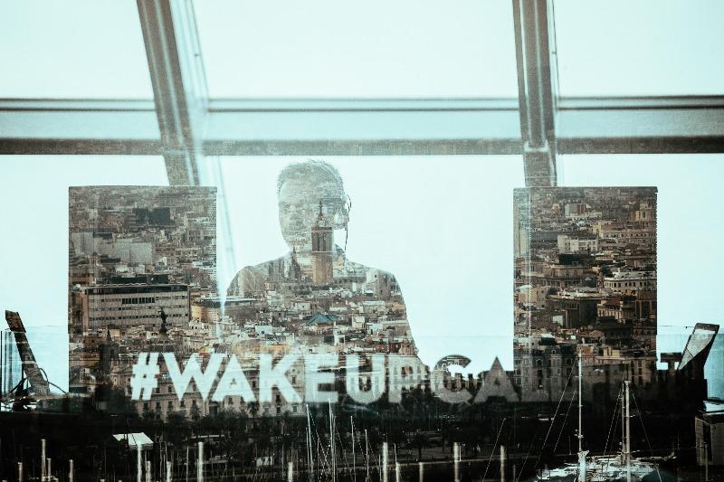Neo2 en el festival Wake Up Call