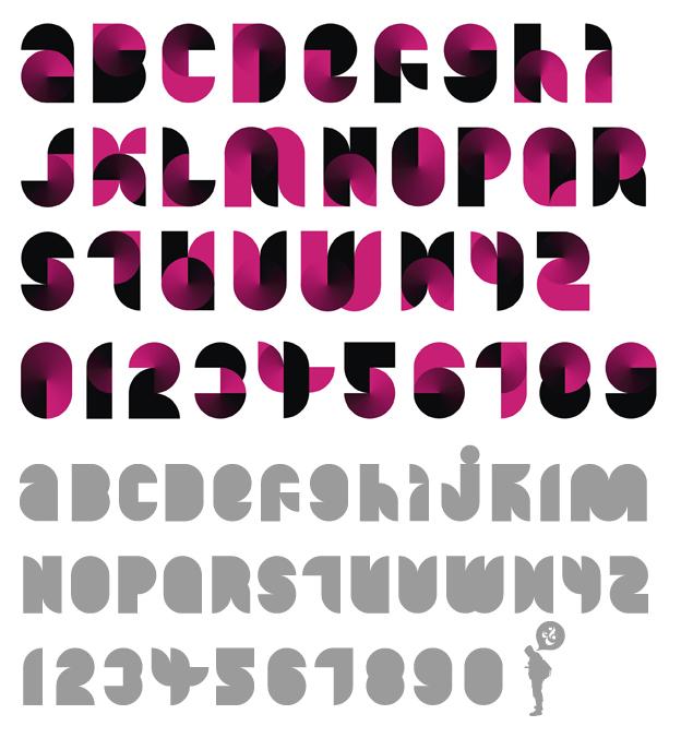 Tipografía Statistic
