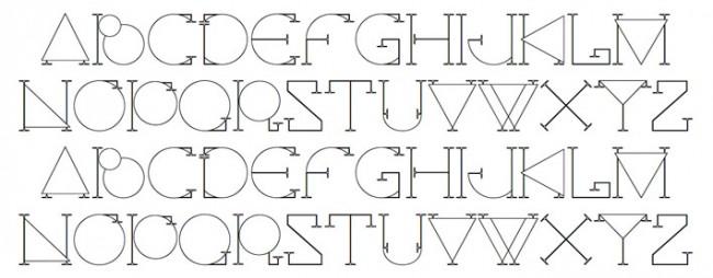 Tipografía Hera