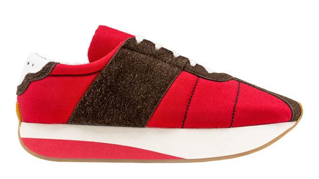 Las Nuevas Zapatillas de Marni