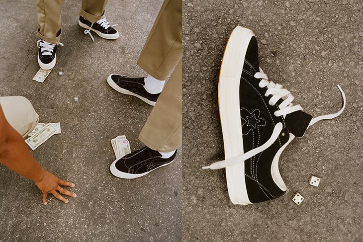 Nuevas Zapatillas Converse x Tyler, The Creator