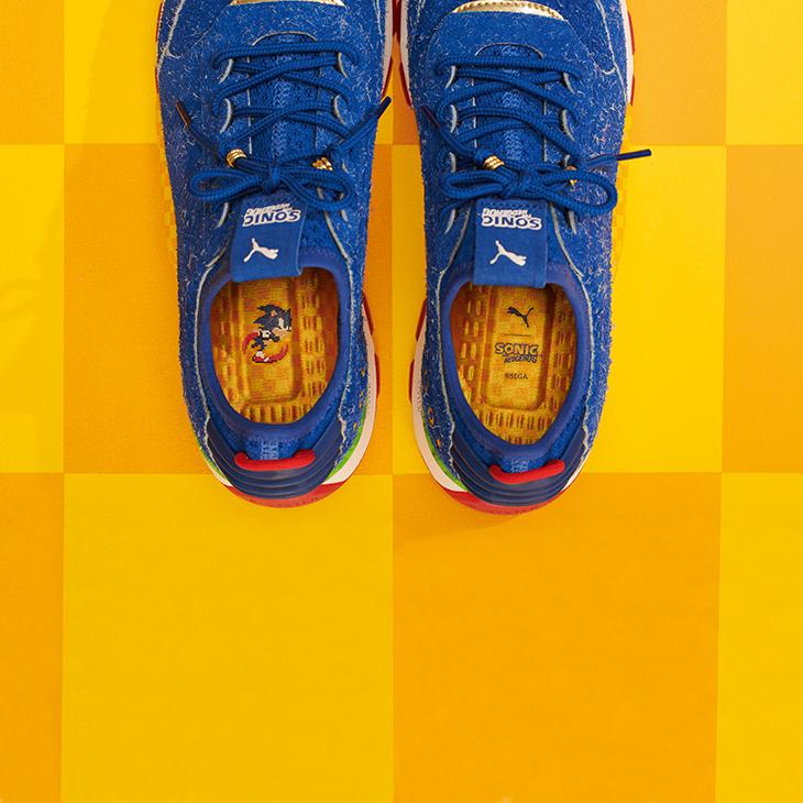 Nuevas Zapatillas Puma x Sega