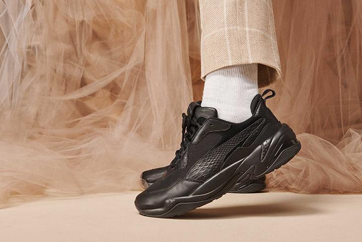puma thunder desert zapatillas hombre