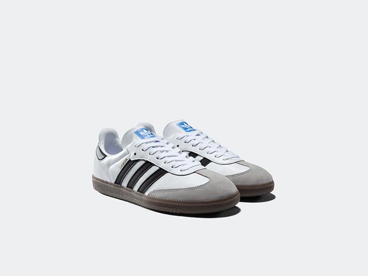 Impresionante a lo largo toma una foto  La historia del fútbol sala y las zapatillas adidas Originals Samba